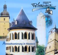 Die offizielle Broschüre zur Altstadtsanierung