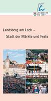 Die offizielle Märkte- und Feste-Broschüre Ihrer Verwaltung