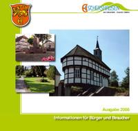 Bürgerinformationsbroschüre der Samtgemeinde Eschershausen