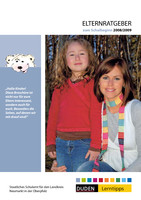 Elternratgeber zum Schulbeginn 2008