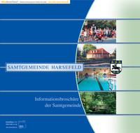 Informationsbroschüre der Samtgemeinde Harsefeld