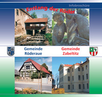 Bürger-Informationsbroschüre der Gemeinde Zabeltitz