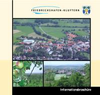 Die offizielle Informationsbroschüre Friedrichshafen - Ortsteil Kluftern