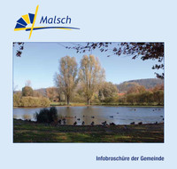 Bürger-Informationsbroschüre der Gemeinde Malsch