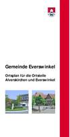 Ortsplan Gemeinde Everswinkel