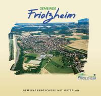 Bürger-Informationsbroschüre der Gemeinde Friolzheim