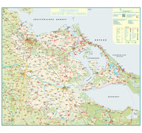 Reitwegekarte Landkreis Ostvorpommern