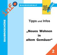 """Tipps und Infos """"Neues Wohnen im altem Gemäuer"""