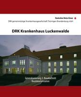 DRK Krankenhaus Luckenwalde - Baudokumentation