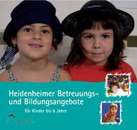 Heidenheimer Betreuungs- und Bildungsangebote für Kinder bis