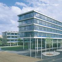 Einweihungsbroschüre Landratsamt Tübingen