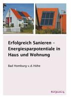 Erfolgreich Sanieren – Energiesparpotentiale in Haus und Wohnung