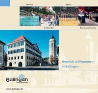 Bürger-Informationsbroschüre der Stadt Balingen