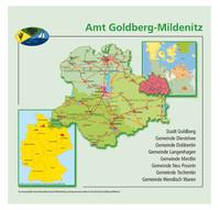 Die Bürgerbroschüre des Amtes Goldberg-Mildenitz