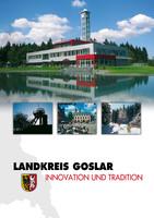 Die Wirtschaftsstandort-Broschüre des Landkreises Goslar
