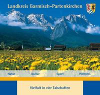 Die Landkreisbroschüre Garmisch-Partenkirchen