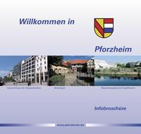 Bürger-Informationsbroschüre der Stadt Pforzheim