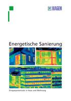 Energetische Sanierung - Einsparpotenziale in Haus und Wohnung