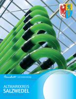 Die Imagebroschüre für den Altmarkkreis Salzwedel