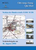 Ortsumgehung Querfurt - Neubau der Bundestraße B180 / B250