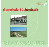 Bürgerinformationsbroschüre der Gemeinde Büchenbach