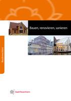 Bauen, renovieren und sanieren in Rosenheim