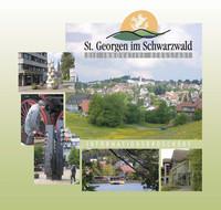 Bürger-Informationsbroschüre St. Georgen im Schwarzwald
