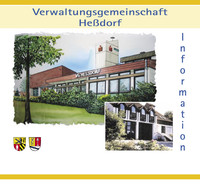 Bürger-Informationsbroschüre Heßdorf