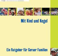 Mit Kind und Kegel - Familienratgeber der Stadt Gera
