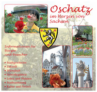 Oschatz im Herzen von Sachsen - Informationen für Bürger und Besucher