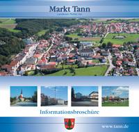 Bürger-Informationsbroschüre des Marktes Tan