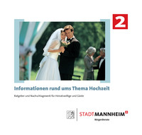 Informationen rund ums Thema Hochzeit