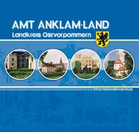 Bürger-Informationsbroschüre Amt Anklam-Land mit Sitz in Spantekow