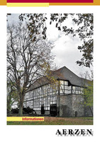 Bürger-Informationsbroschüre der Stadt Aerzen