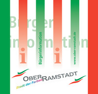 Bürger-Informationsbroschüre der Stadt Ober-Ramstadt