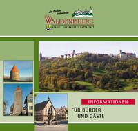 Bürger-Informationsbroschüre der Stadt Waldenburg