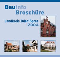 Bau-Infobroschüre Landkreis Oder-Spree