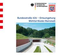 Bundesstraße 426 - Ortsumgehung Mühltal-Nieder-Ramstadt