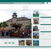 Familienfreundliches Witzenhausen - Die Bürger-Informationsbroschüre