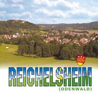 Bürger-Informationsbroschüre der Gemeinde Reichelsheim