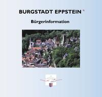 Bürger-Informationsbroschüre der Burgstadt Eppstein