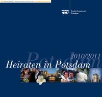 Heiraten im Landkreis Potsdam-Mittelmark - Hochzeitsbroschüre 2010/2011