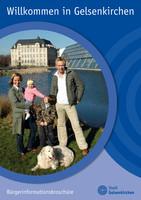 Bürgerinformationsbroschüre der Stadt Gelsenkirchen