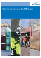 Bürger-Informationsbroschüre der Stadt Metzingen