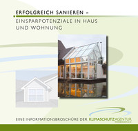 Erfolgreich Sanieren - Informationsbroschüre der KlimaschutzAgentur Wiesbaden e.V.