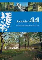 Informationsbroschüre für den Trauerfall - Stadt Aalen