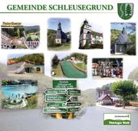 Bürger-Informationsbroschüre der Gemeinde Schleusegrund