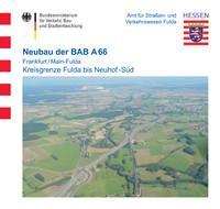 Informationsbroschüre zum Neubau der BAB A6