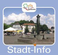 Bürger-Informationsbroschüre der Stadt Dieburg