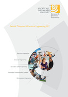 Informationsbroschüre der Hochschule Furtwangen, Fakultät Computer und  Electrical